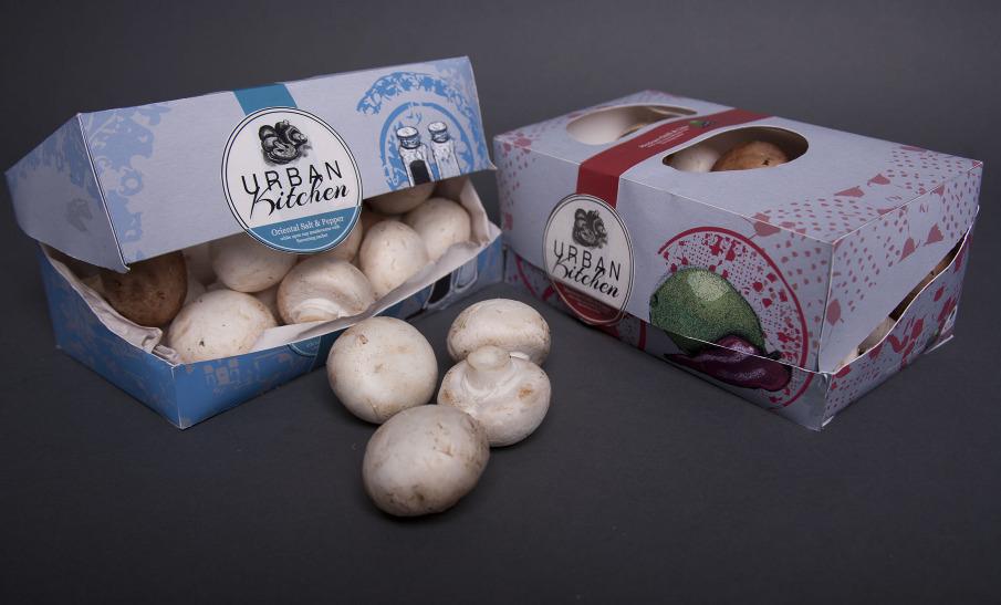 Mushroom Packaging Design Daniel Whitelegge O Higgins