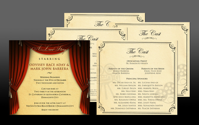 Western Themed Wedding Invitations was nice invitation ideas